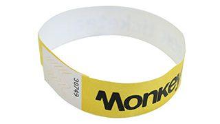 bracelet tyvek personnalisé